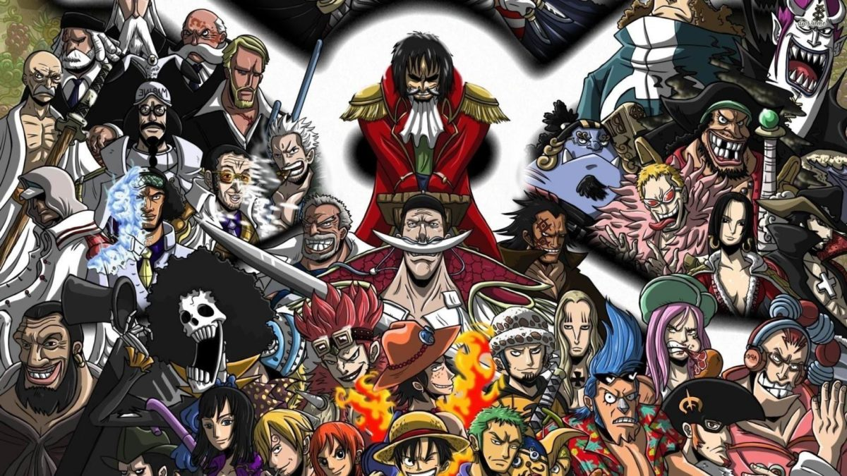 One Piece wallpaper – Anime wallpapers – #