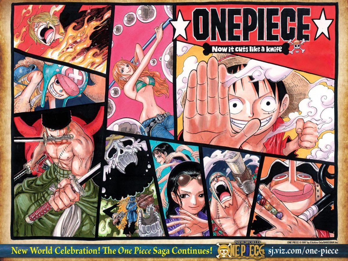 One Piece Timeskip Wallpaper – Saiyan Island