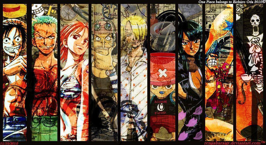 Incredible One Piece Grand Wallpaper By Renjiabaraigr Dshx …