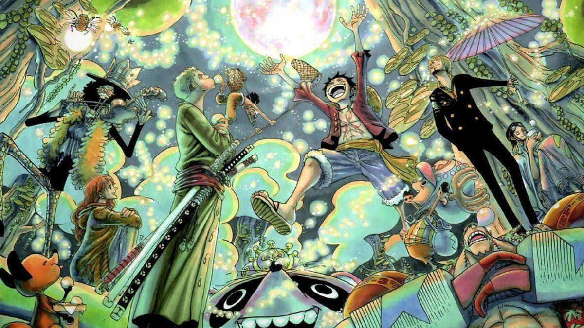 One Piece Wallpaper 1366×768 Desktop Wallpapers | Top Wallpaper …