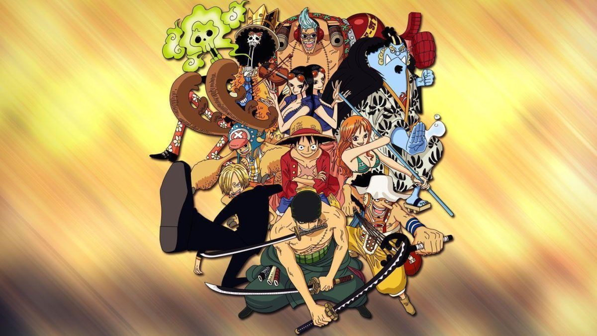 10 Incredible One Piece Wallpapers | Daily Anime Art