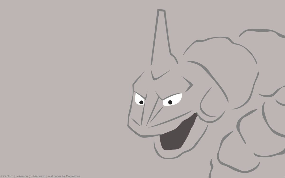 Onix Pokemon HD Wallpaper – Free HD wallpapers, Iphone, Samsung …