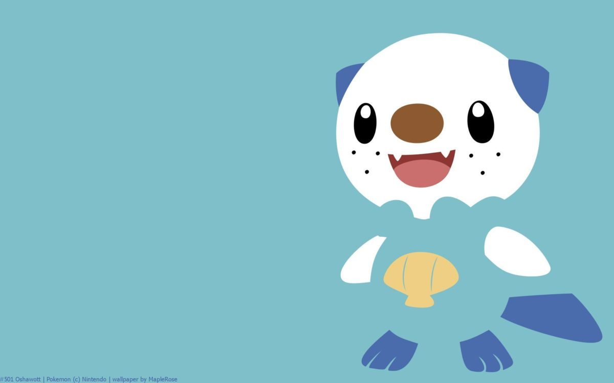 Oshawott Pokemon HD Wallpapers – Free HD wallpapers, Iphone …