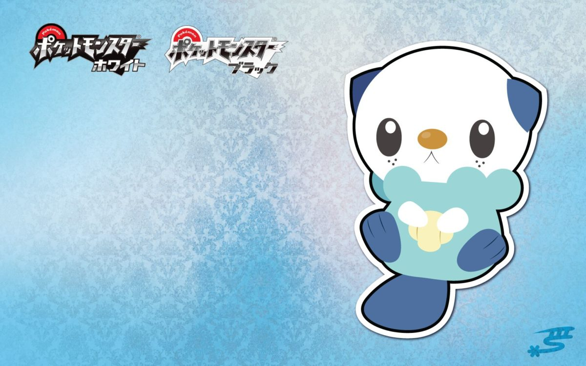 Oshawott images Oshawatt HD wallpaper and background photos (19259261)
