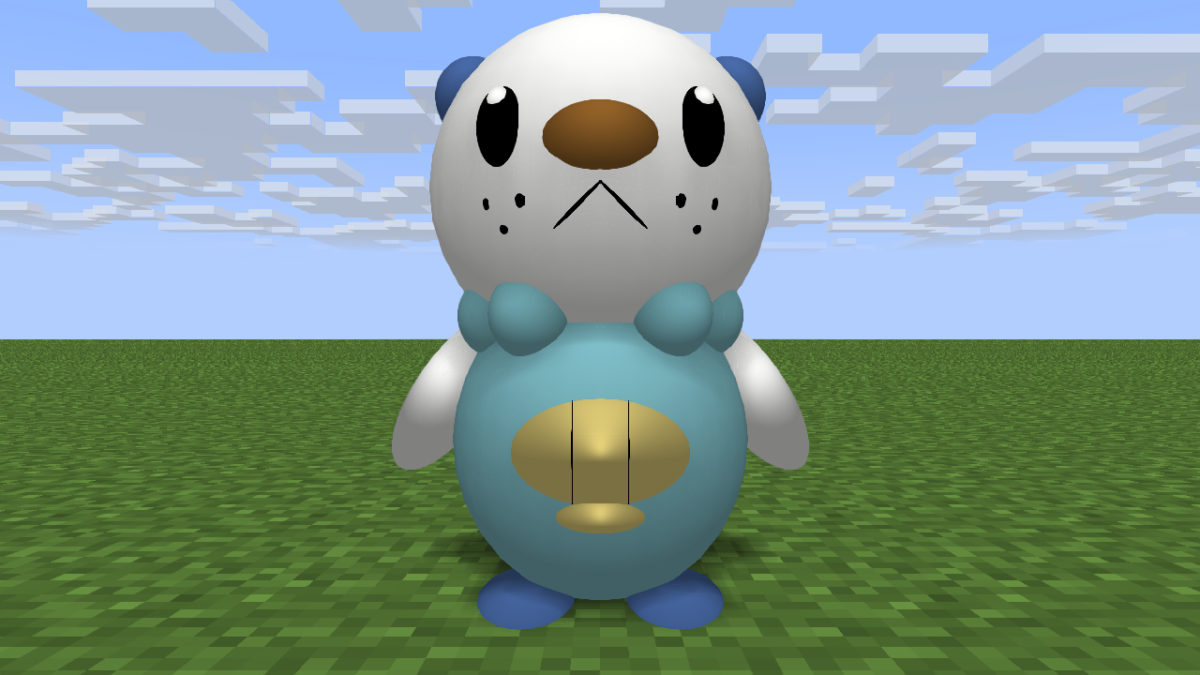 Wallpaper] Oshawott Rig – Wallpapers and art – Mine-imator forums