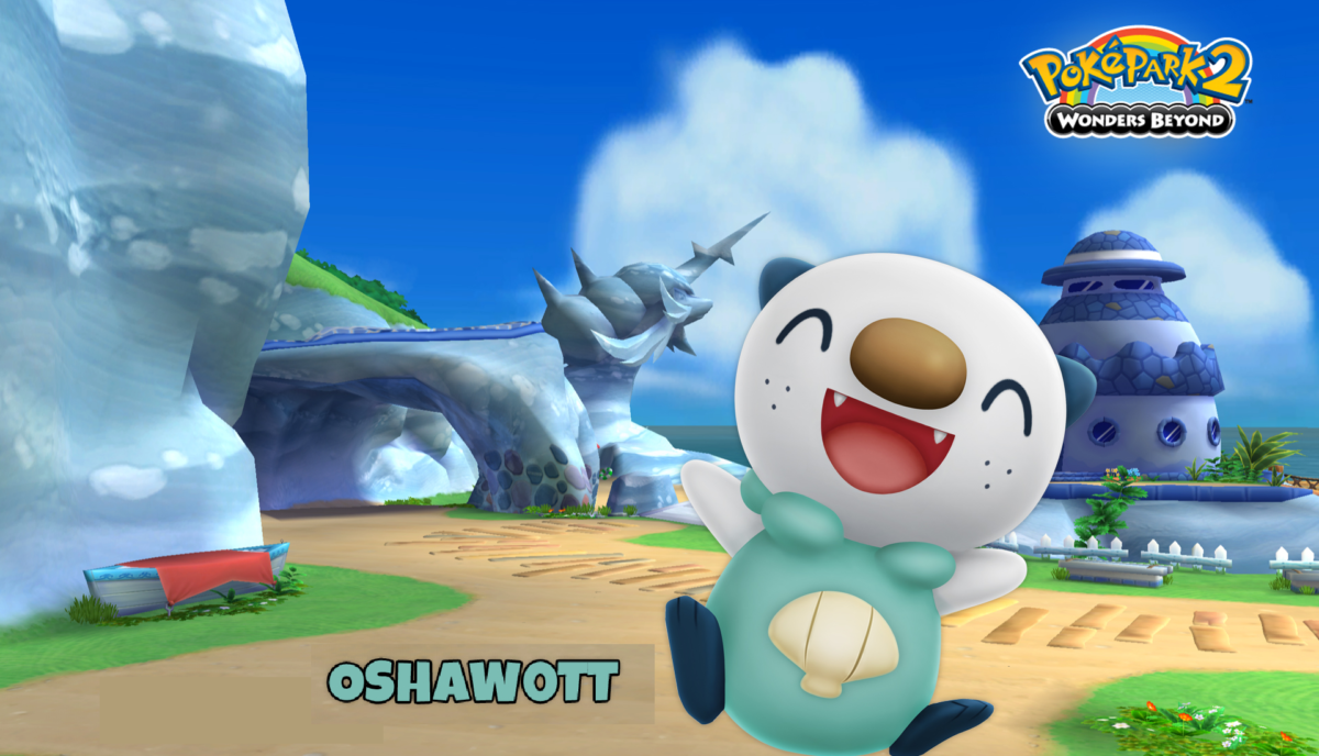 Oshawott images Oshawot Wallpaper HD wallpaper and background photos …