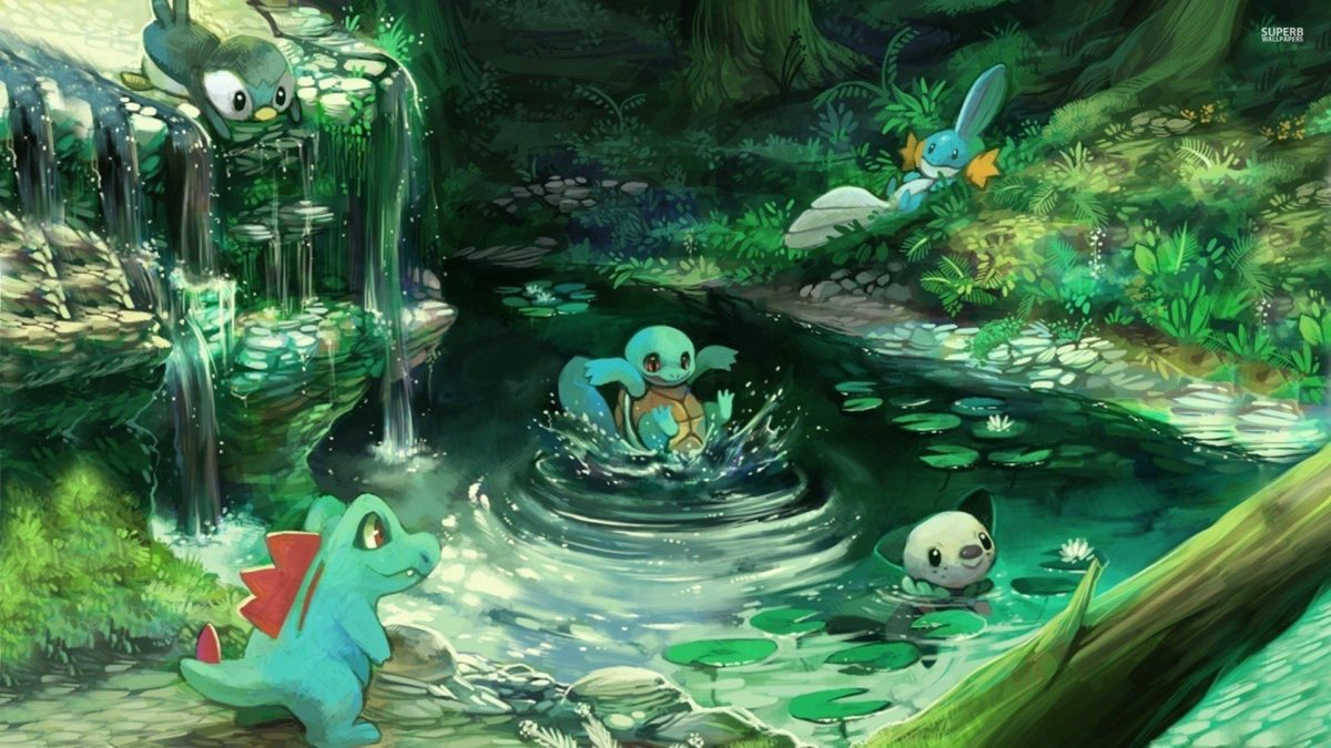 11 Oshawott (Pokémon) HD Wallpapers | Background Images – Wallpaper …