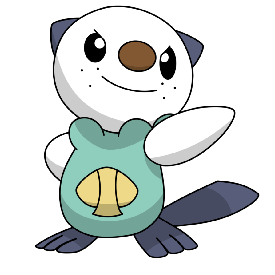 Oshawott is good by kol98 on DeviantArt