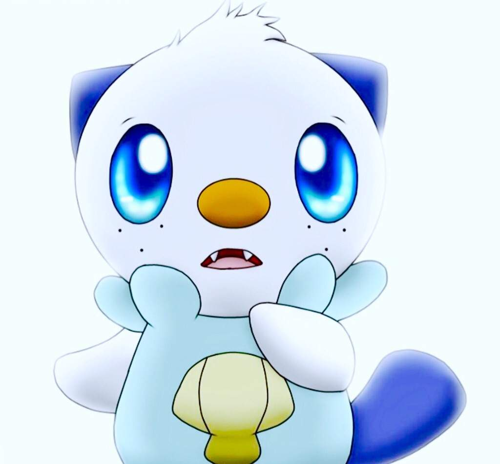 Can someone plz make me a oshawott drawing I will give a shiny to …