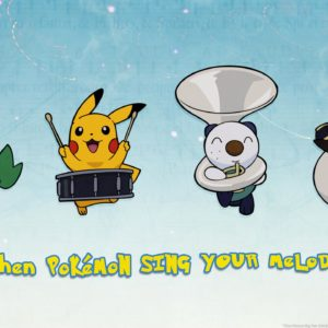 download WHEN POKEMON SING YOUR MELODY WALLPAPER – (#94281) – HD Wallpapers …