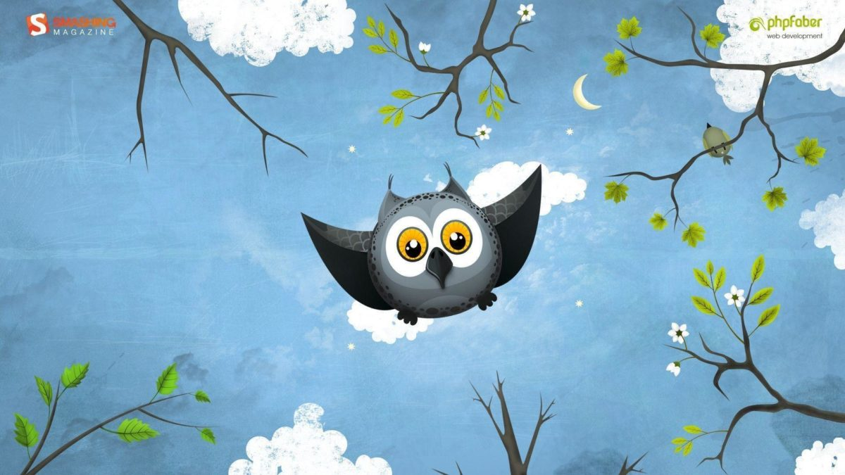 May Owl Flight Wallpapers | HD Wallpapers