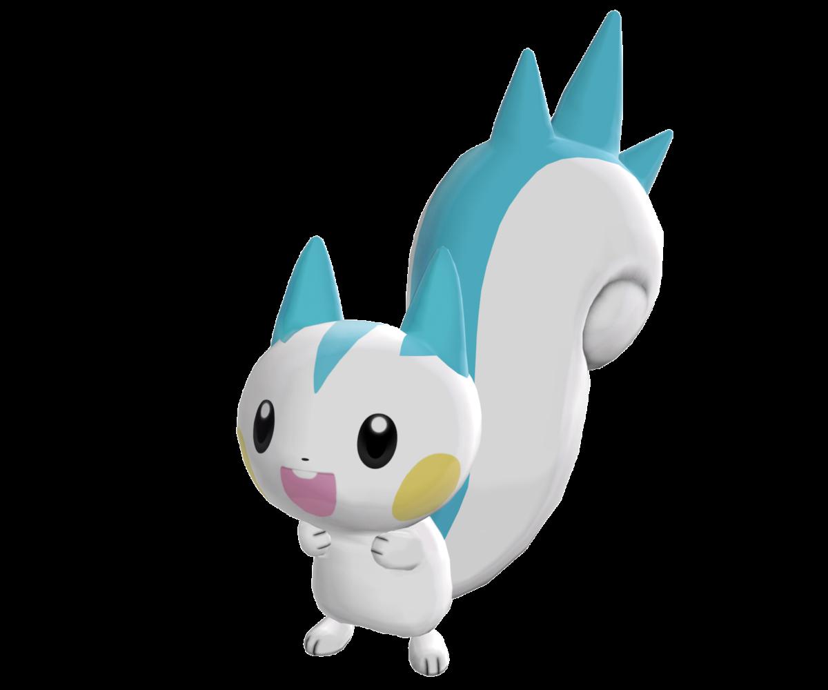 Image – 417Pachirisu Pokemon Battle Revolution.png | Pokémon Wiki …