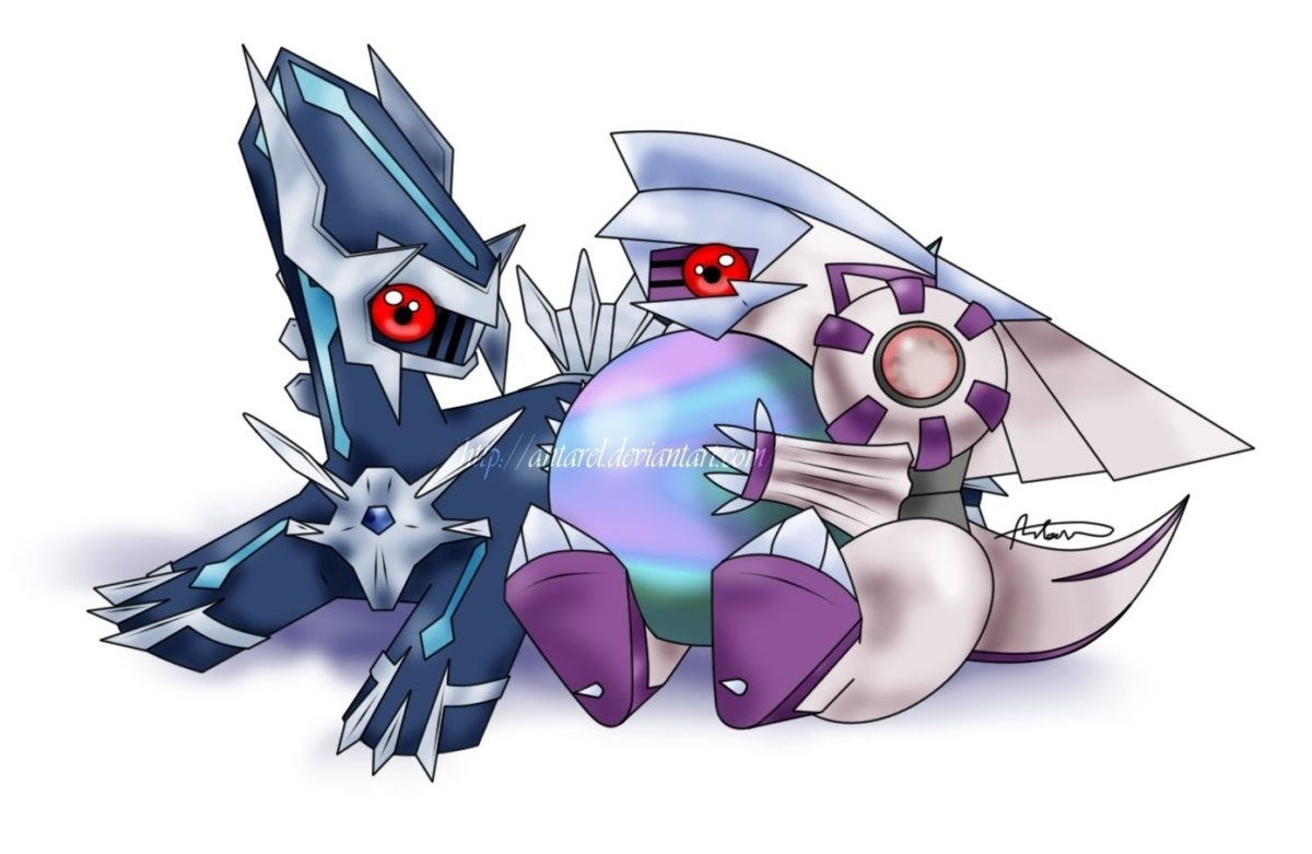 Pokemon: Heart Gold and Soul Silver images baby palkia and baby …