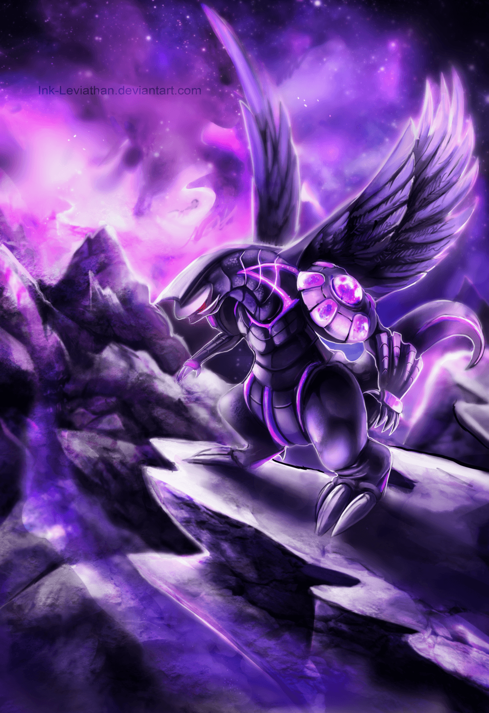 C: Mt. Palkia by Ink-Leviathan on DeviantArt