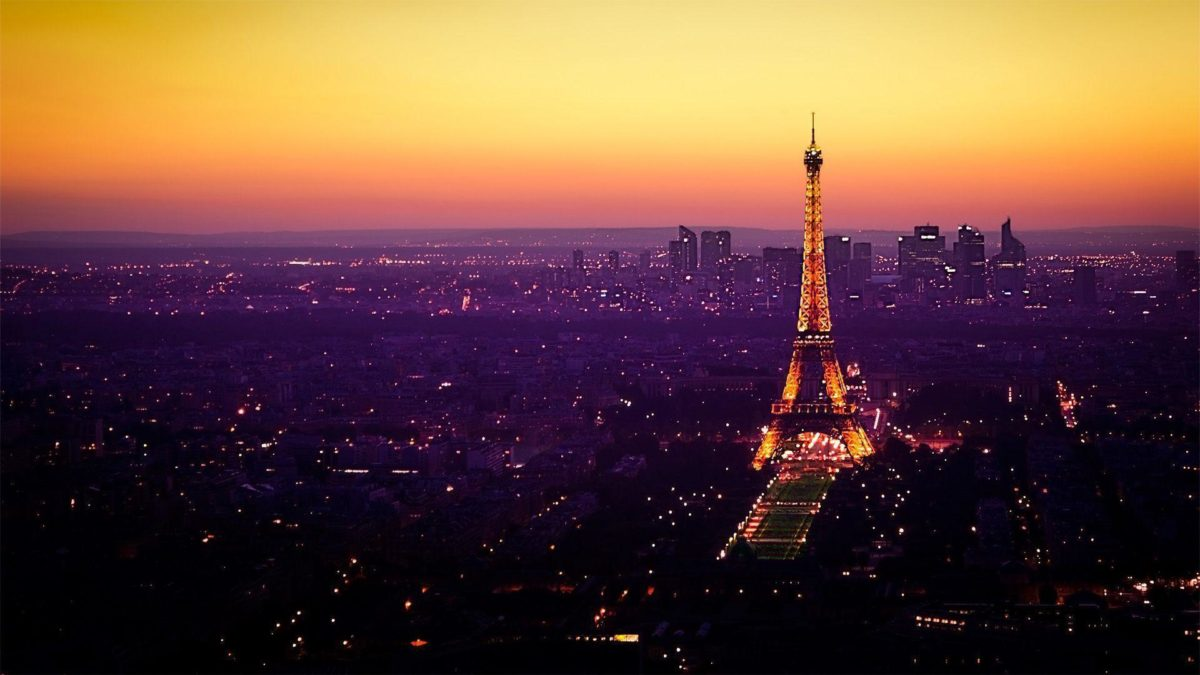 Paris City HD Wallpaper | Free HD Desktop Wallpaper | Viewhdwall.com