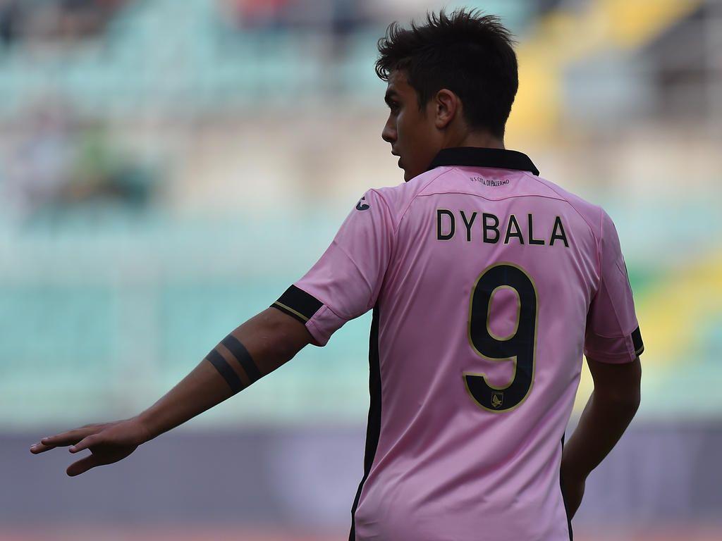 Serie A » News » Juve join bidding war for Palermo's Dybala