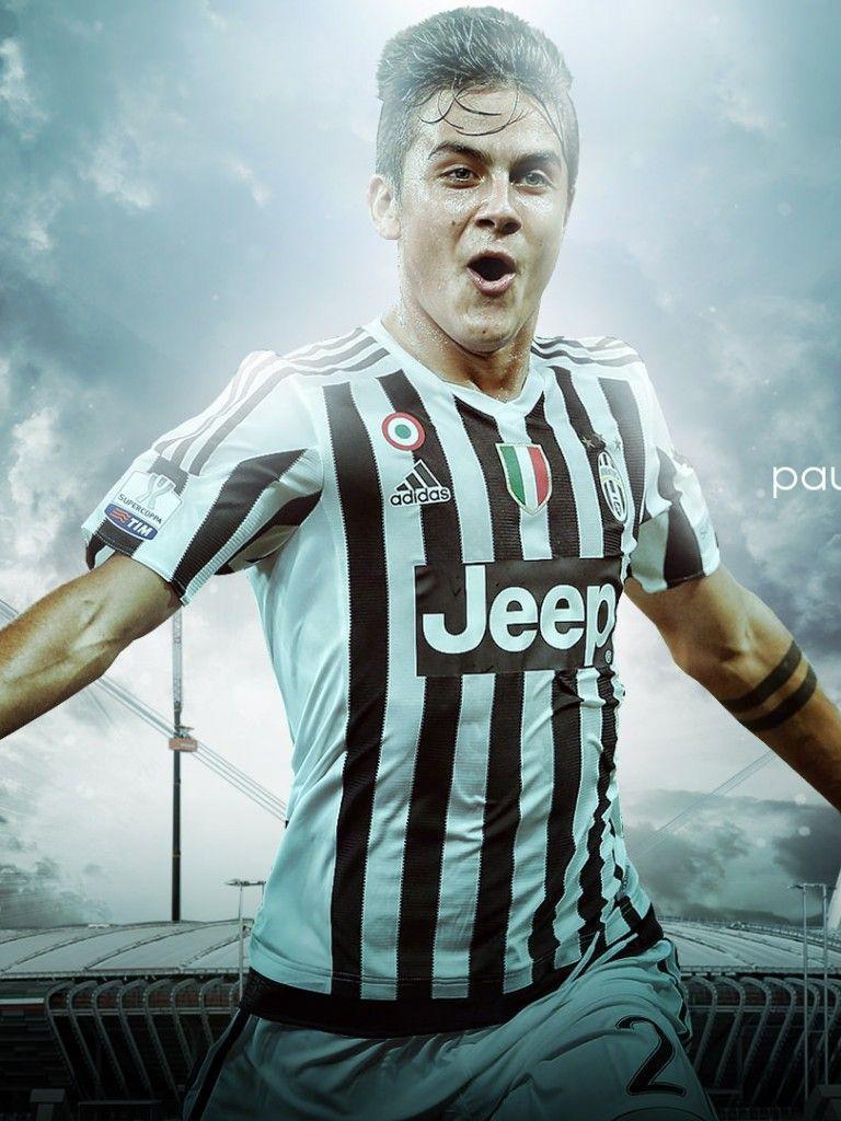 Paulo Dybala Juventus 2015/2016 Wallpaper – Football Wallpapers HD