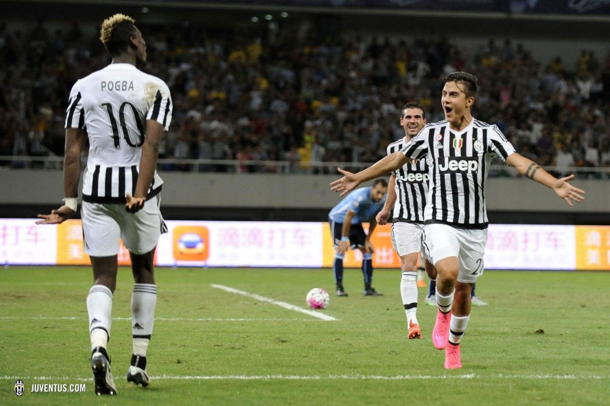 Unforgettable feeling for Dybala – Juventus.com