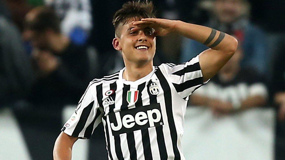 Paulo Dybala Juventus Lazio Serie A – Goal.com