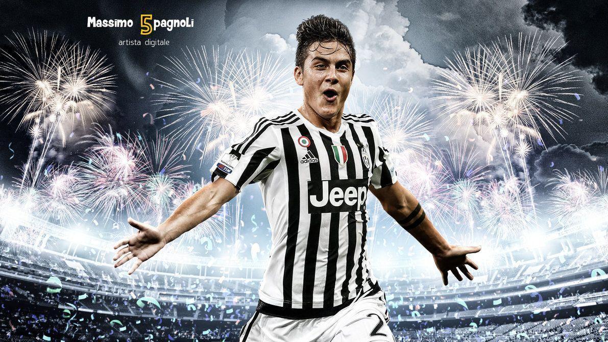 Paulo Dybala – Juventus FC by Maxy71 on DeviantArt