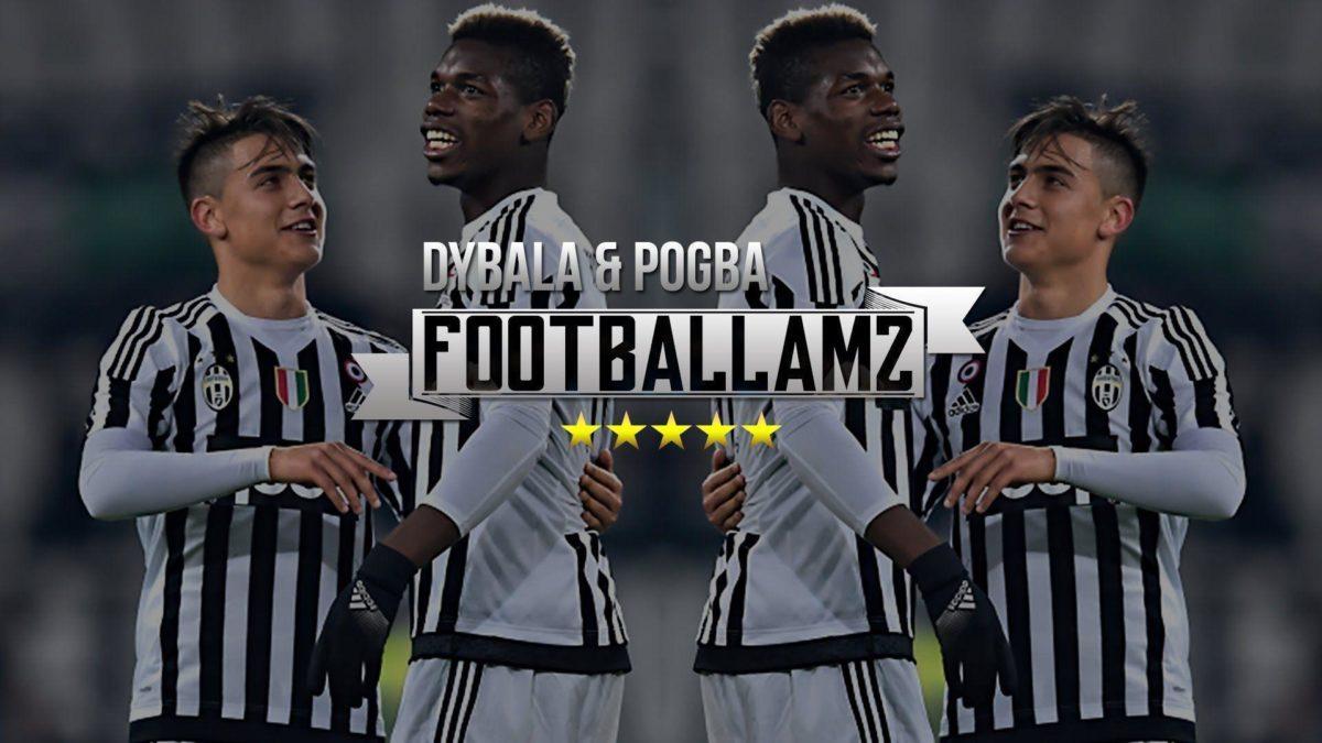 Paulo Dybala & Paul Pogba – The Magical Duo – Skills & Goals | 15 …