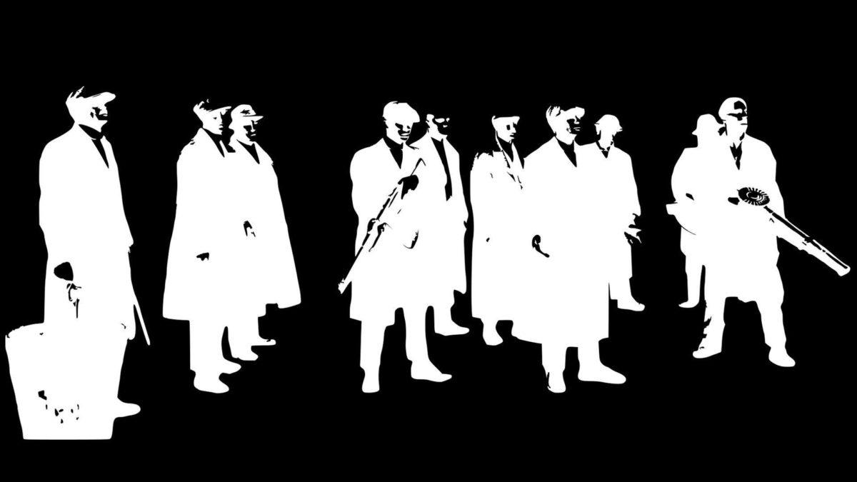 Peaky Blinders projector wall art I made! – Album on Imgur