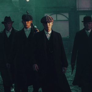 download Peaky Blinders lockscreens