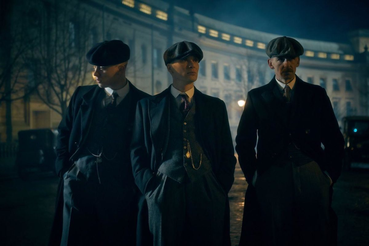 Which Peaky Blinders character are you?   Playbuzz