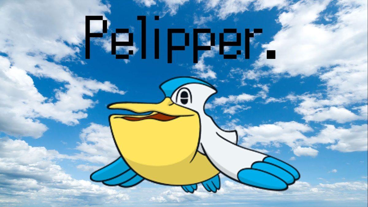 pelipper. – YouTube