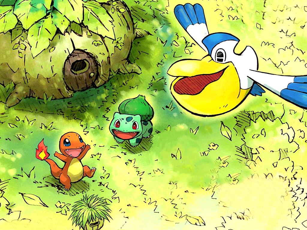 Pokemon – Charmander, Bulbasaur, Pelipper | Pokemon | Pinterest …