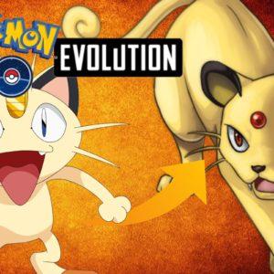 download Pokemon Go – Meowth Evolution To Persian – YouTube