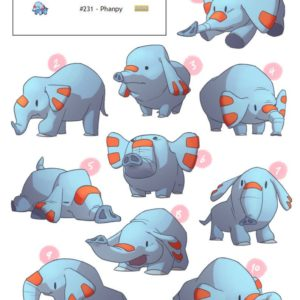 download PokeDesign – Phanpy by TheAmoebic on DeviantArt