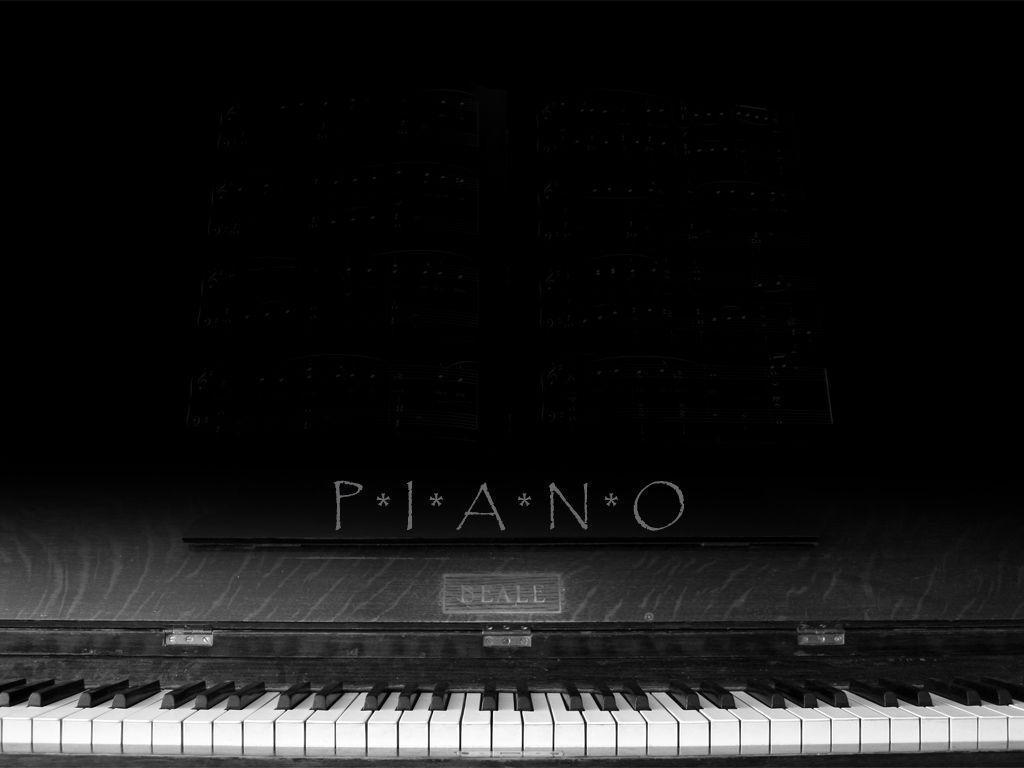 Black Classic Piano Wallpaper HD 7901 #4796 Wallpaper | High …