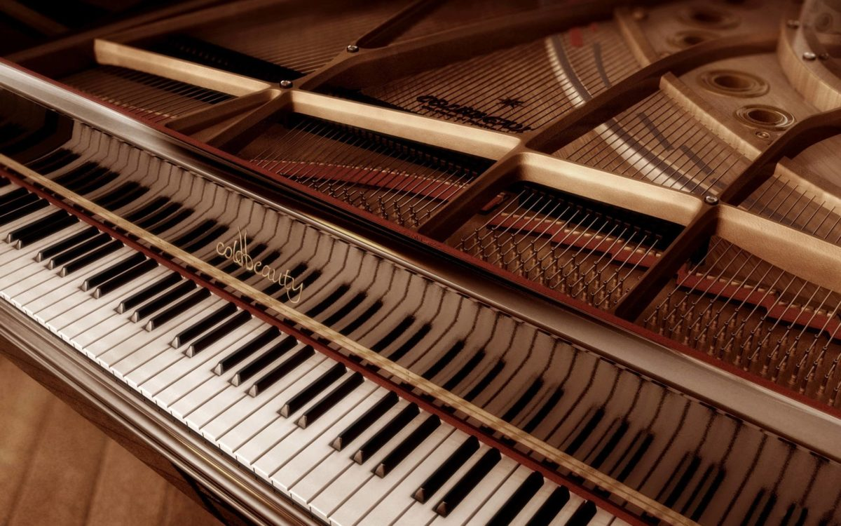 Wallpapers For > Piano Wallpaper Hd Vintage