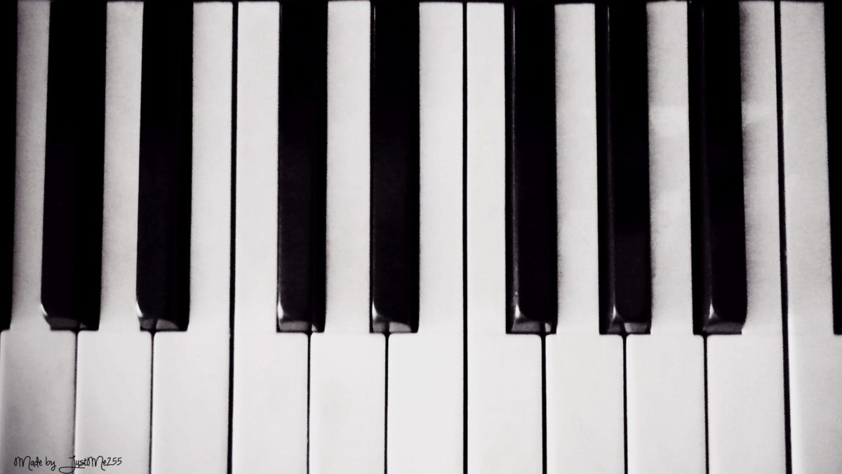 Wallpapers For > Piano Wallpaper