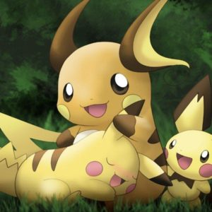 download 17 Pichu (Pokémon) HD Wallpapers   Background Images – Wallpaper Abyss