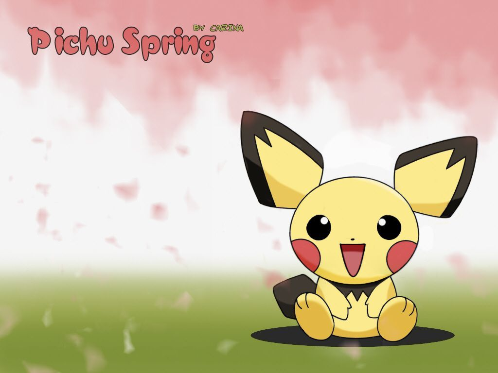 Pichu Wallpapers HD Download-wallpaperinfinity.com