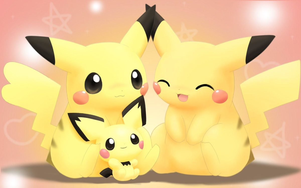 17 Pichu (Pokémon) HD Wallpapers | Background Images – Wallpaper Abyss
