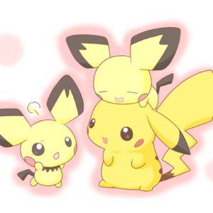 download Cute Pichu Pikachu Pokemon Wallpaper Wallpaper   Pokemon …