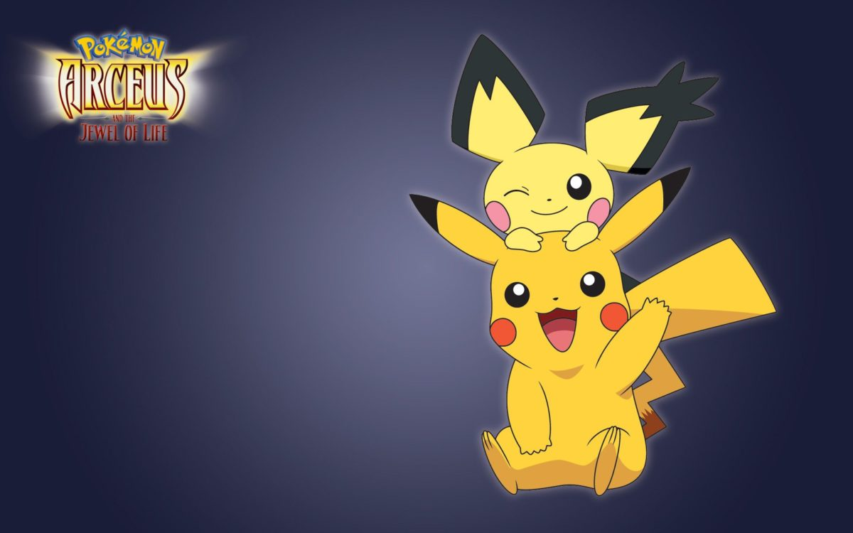 Pokemon, Pikachu, Pichu – Free Wallpaper / WallpaperJam.com