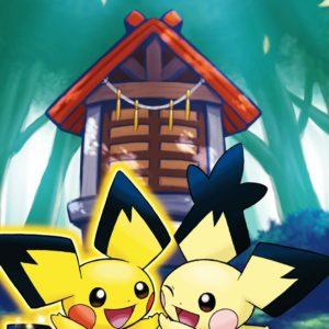 download Pokemon Pichu Galaxy S4 Wallpaper (1080×1920)