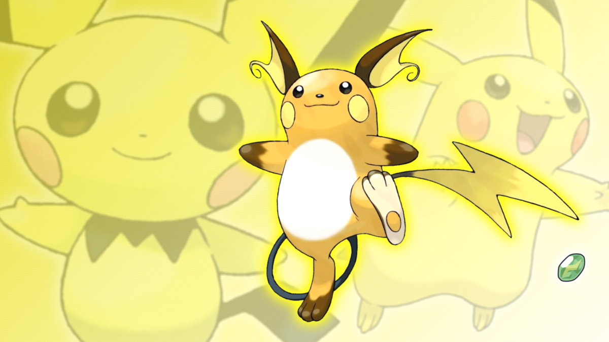Pichu, Pikachu, and Raichu Wallpaper by Glench on DeviantArt
