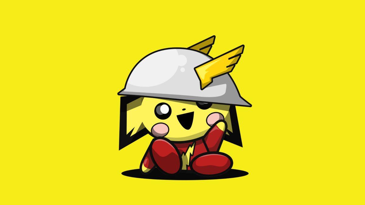 Pichu Pokemon 4K Wallpapers | HD Wallpapers | ID #23293