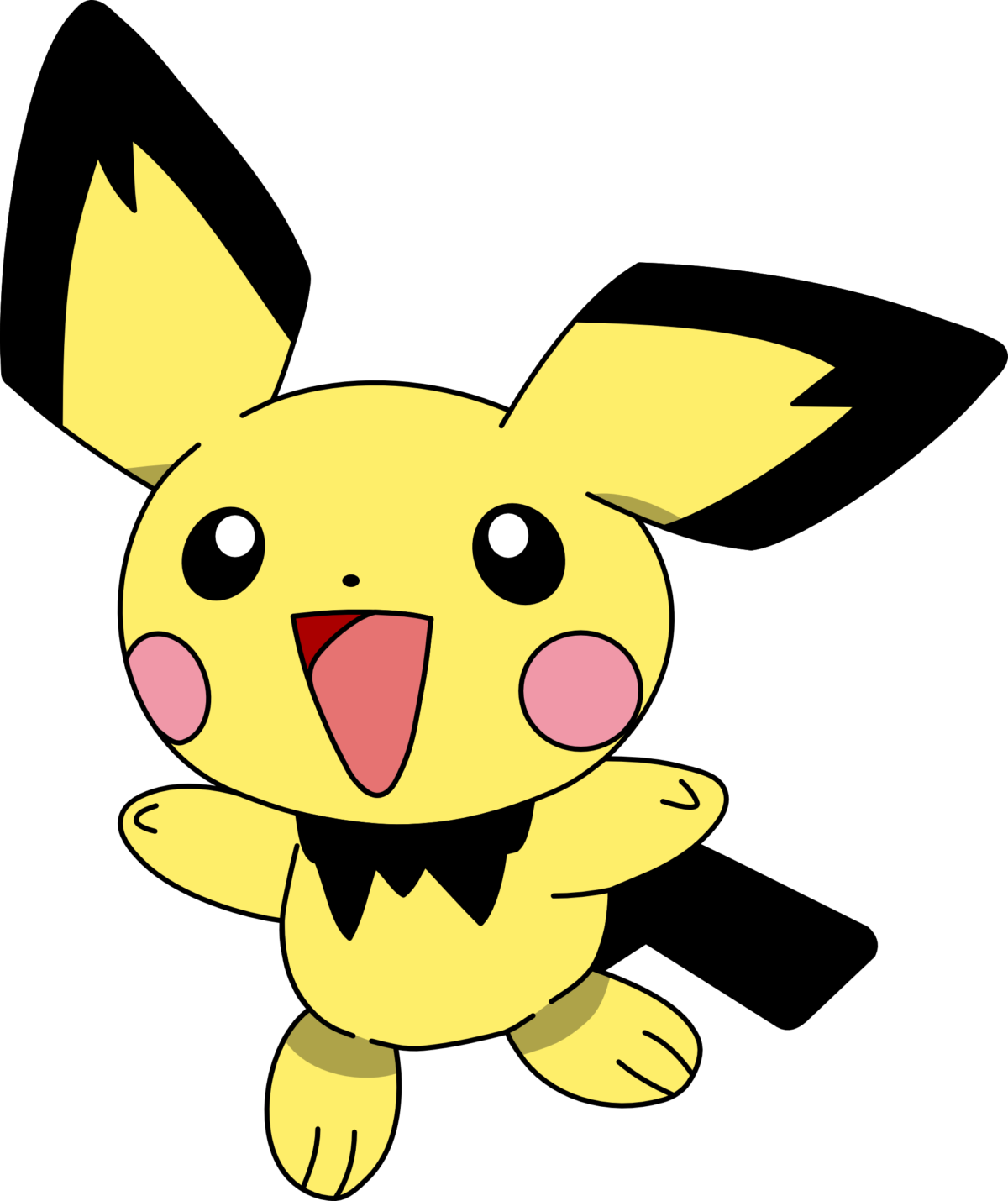 Photo Collection Realistic Pichu Related Keywords