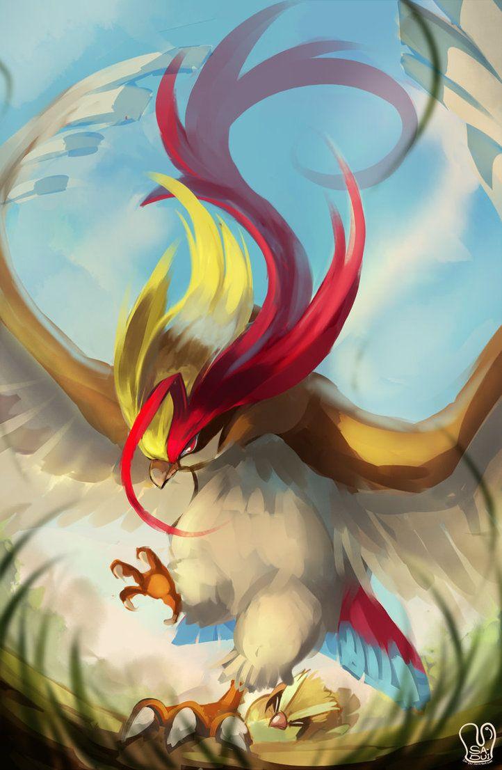Omega Ruby and Alpha Sapphire images Pokemon : Mega Pidgeot HD …