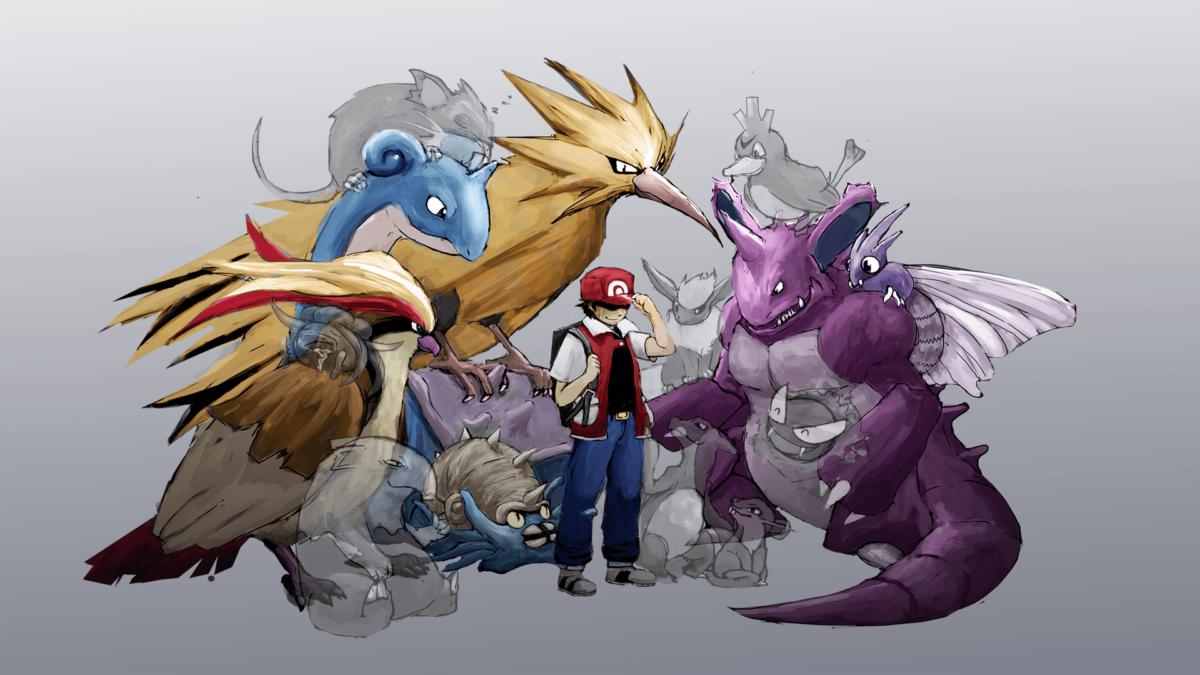 Twitch Plays Pokemon Wallpapers – Album on Imgur