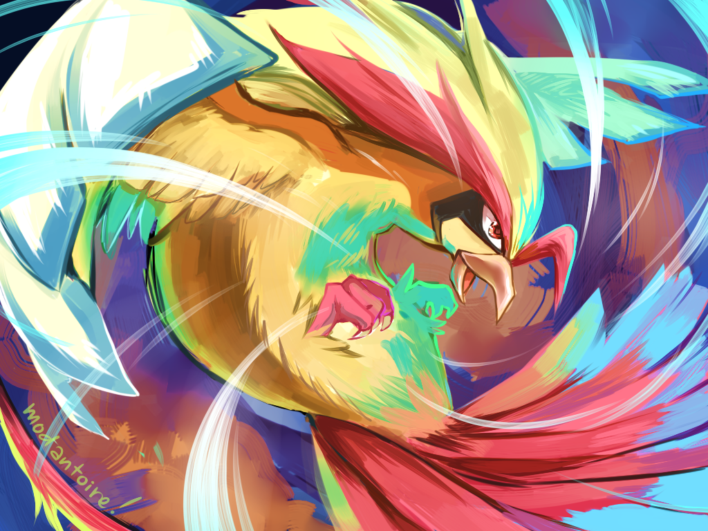 Pidgeot | pokemon 2 | Pinterest | Pokémon and Anime
