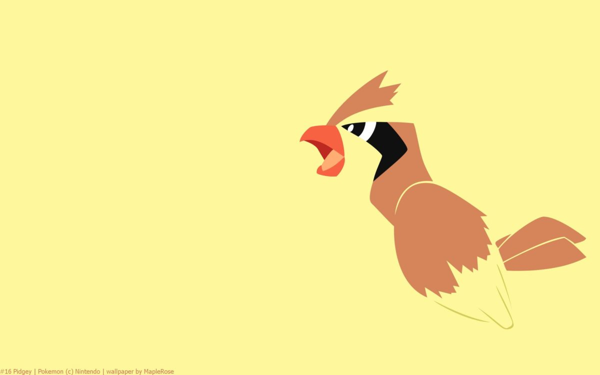 pokemonfan100's everything about pokemon! images Pidgey Wallpaper …