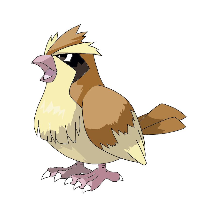Pidgey, #016 | The Pokédex | Pinterest | Pokémon
