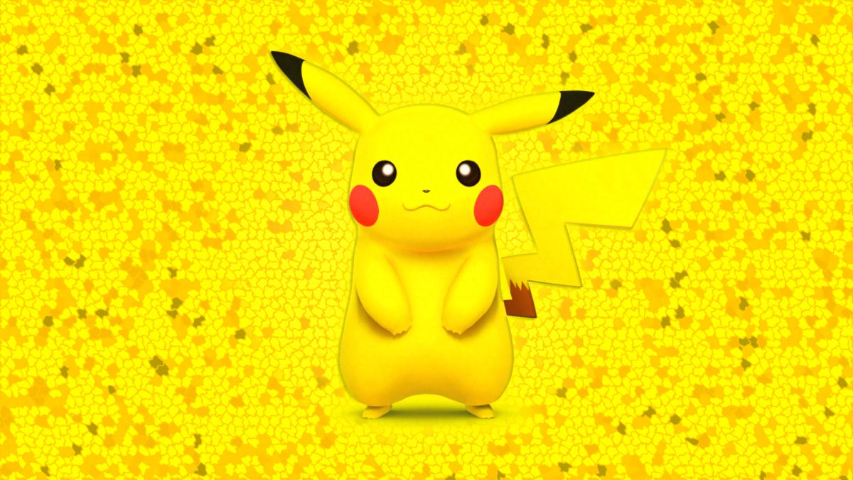 Pikachu Wallpapers HD | PixelsTalk.Net